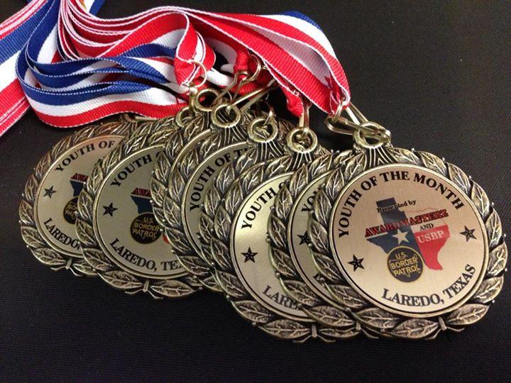 Custom Print Medal