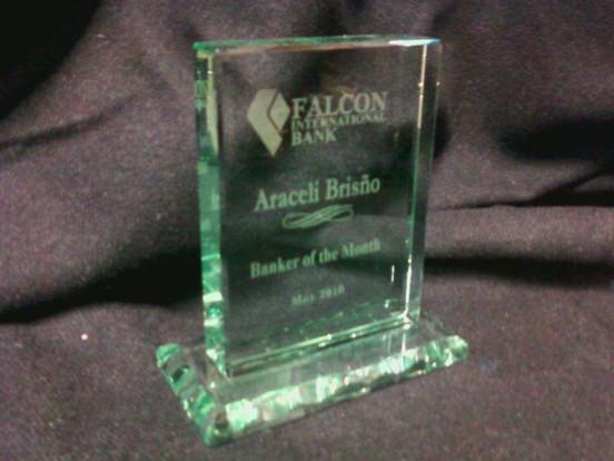 Banker of Month Award