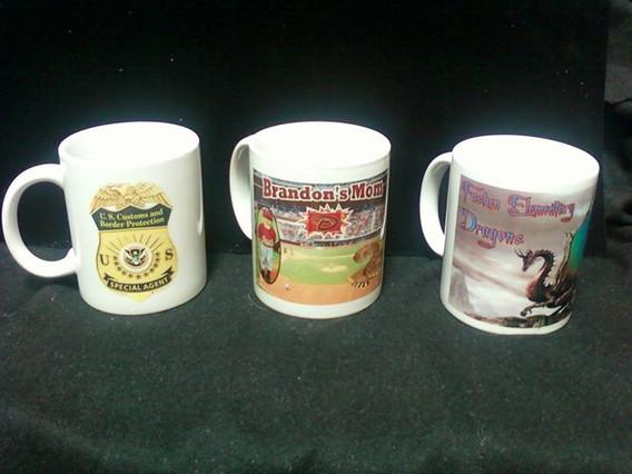 Printable Ceramic Coffe Mugs