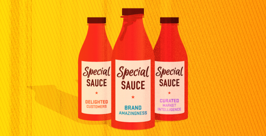 Your Special Sauce