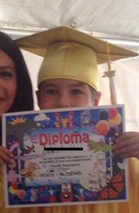 Diploma?