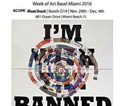 SCOPE, Art Miami & Superfine – New Paintings and more!