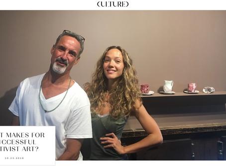 What Makes For Successful Activist Art? Cultured Magazine