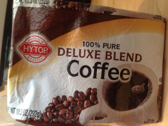 Don't ever buy this kind of coffee … EVER!