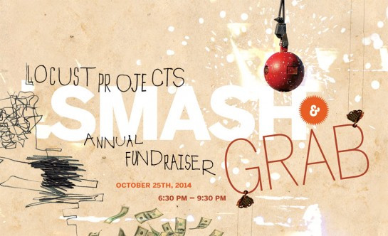 Locust Smash & Grab 2014