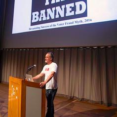 PAMM Artist Talk & For Freedoms Town Hall Nov 2019