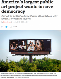 Curbed For Freedoms article