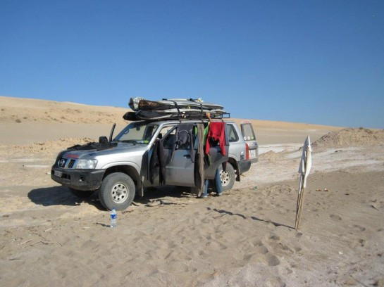 Morocco Surf Trip with the Boys