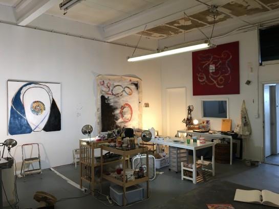 My New Little River Studio
