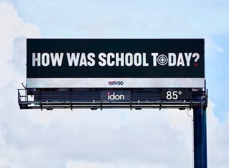 Miami Artist Crowdfunds Gun Reform Billboard Along I-95, Miami New Times