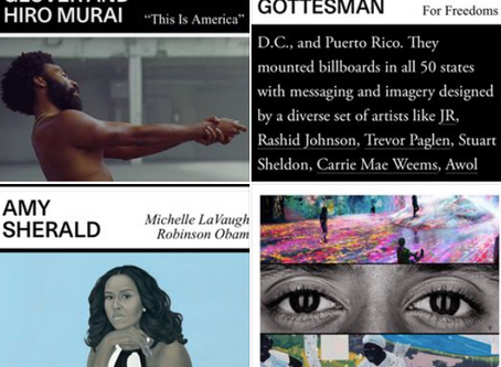 The People Who Defined Visual Culture in 2018, Artsy
