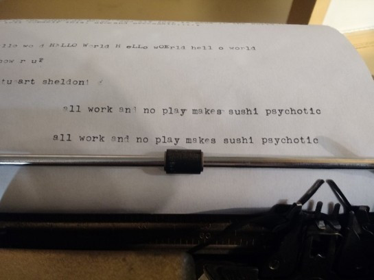 FN typist