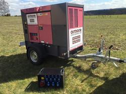 Generator Hire, Sussex