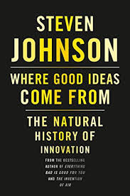 'Where Good Ideas Come From: The Natural History of Innovation' by Steven Johnson
