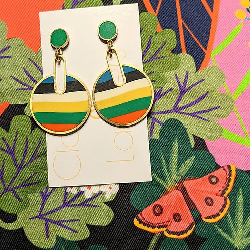 Botany Drip Drop Earrings