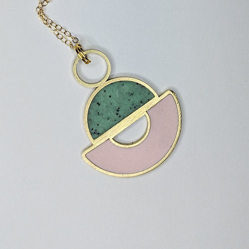 Cairn Necklace in Your Choice of Colors