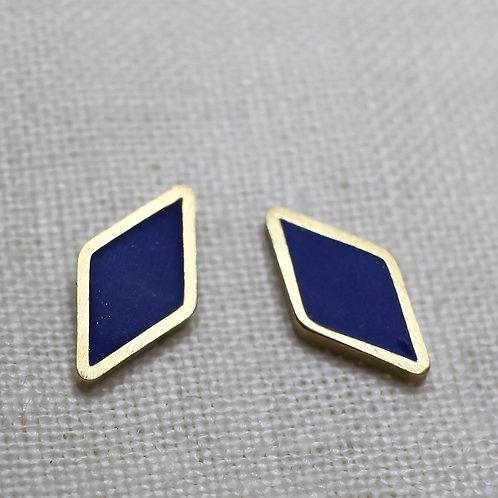 Diamond Shaped Studs - Ready to Ship
