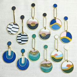 Clouds and Ladders Jewelry Collections