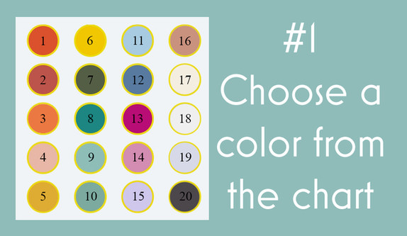 Color Planner Instructions
