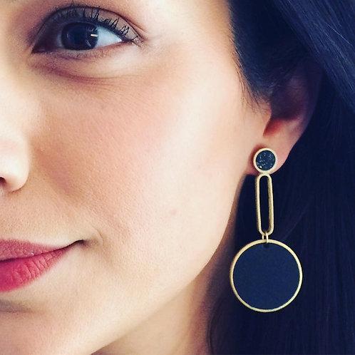 Customizable Kusama Dot Earrings - Ready to Ship