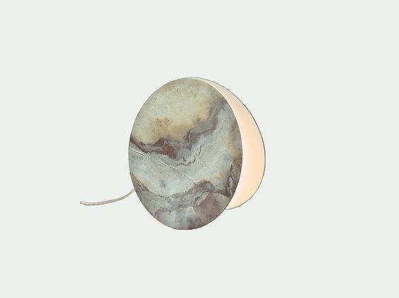 Plate Planète - lampe | Studio Ulle Von Foladore
