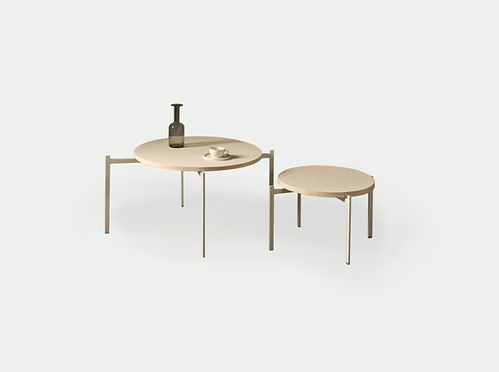 Table 02&03 - tables basses   Gino Pecqueux