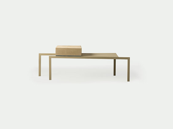 Bench 2 - banc | Gino Pecqueux