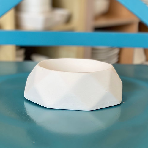 Prism Small Faceted Small Pet Dish Kit - Pines Rd.