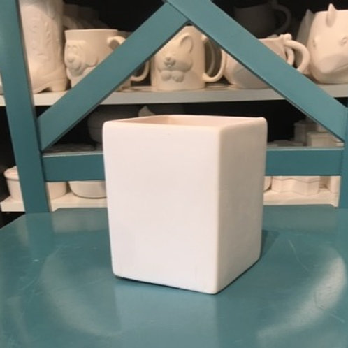 Garden Square vase/ pencil holder - NW BLVD