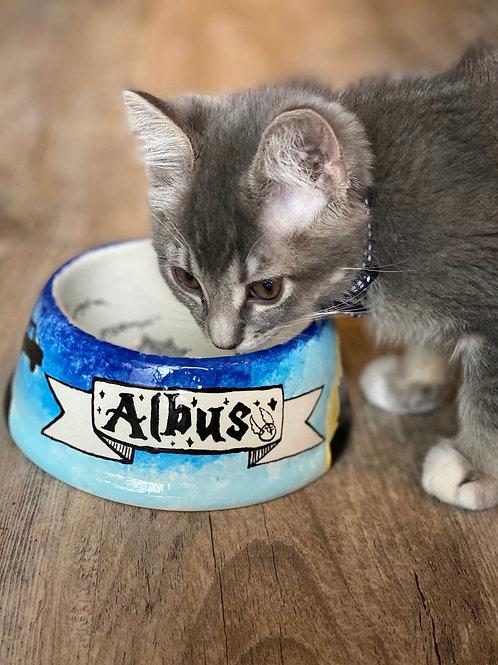 Small Pet Dish-  NW BLVD