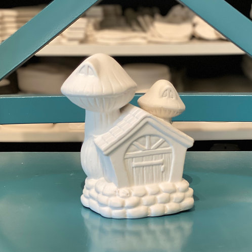 Mushroom Garden House Kit - Northwest Blvd