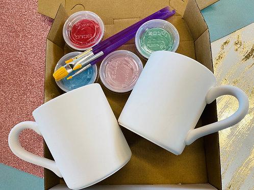 Set of 2 Mug Kit - Pines Rd.