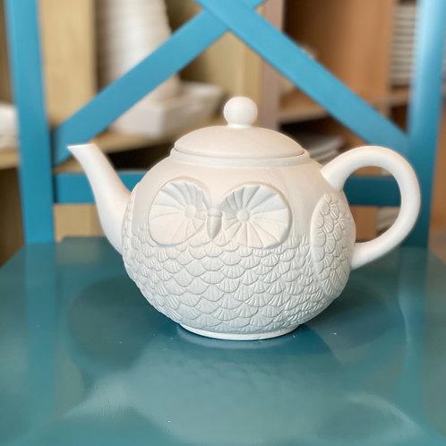 Owl Teapot Kit - Pines Rd.