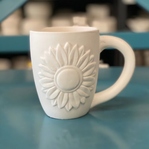 Sunflower Mug Kit - Pines Rd.