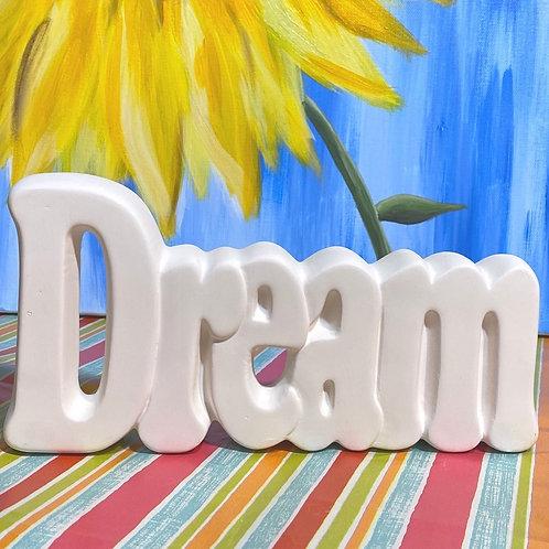 DREAM Wall Plaque - Kennewick