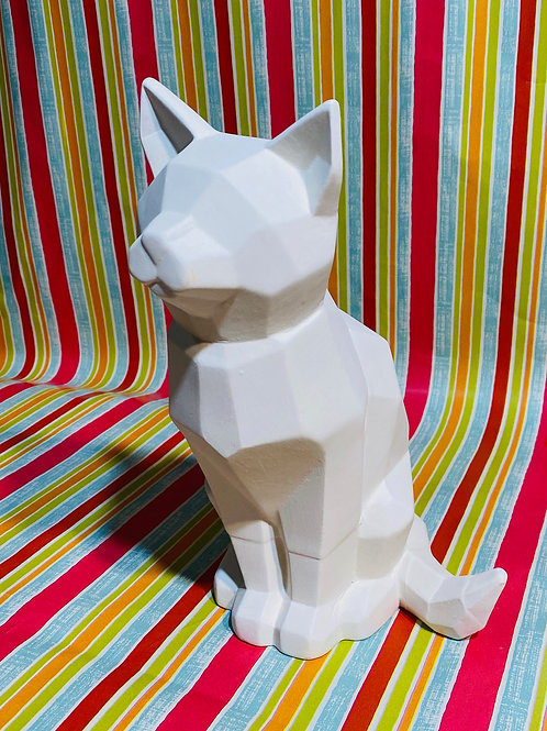 Faceted Cat Kit - Kennewick