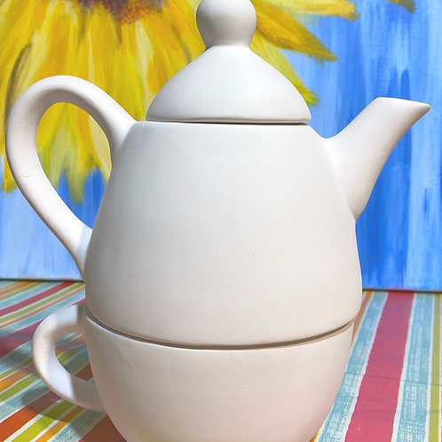 Teapot & Mug Set - Kennewick