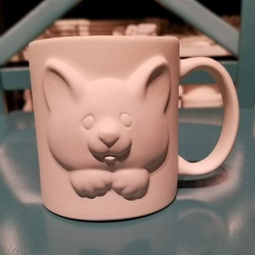Cat Mug Kit - Pines