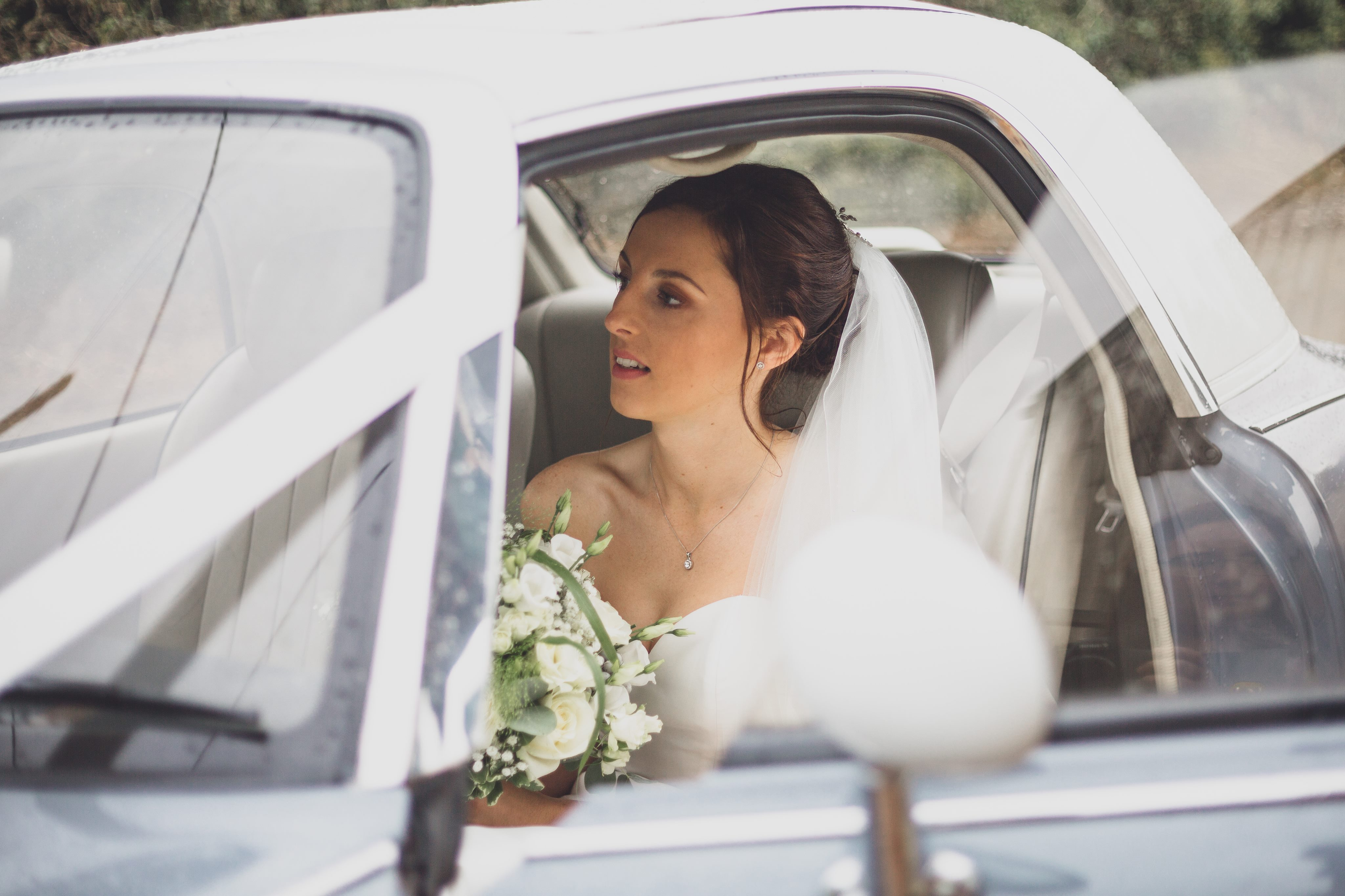 WEDDING CAR NISSAN FIGARO