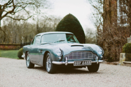 DB5 WEDDING CAR