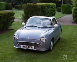 Nissan Figaro shropshire