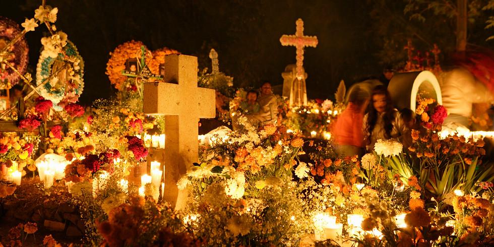 Dia de Los Muertos Retreat Weekend