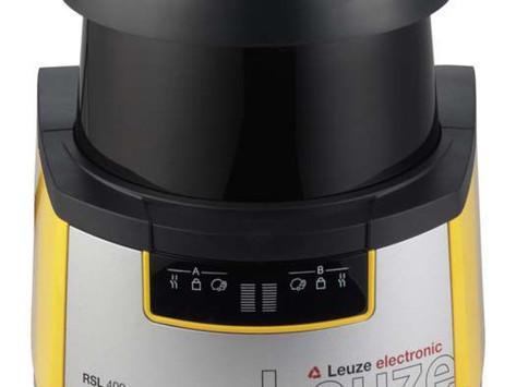 Essais LEUZE RSL400