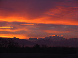 Red Mont Blanc