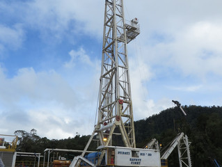 Geothermal Well Drilling Survey Performed by Stuart Wright