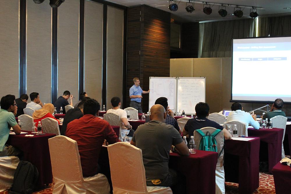 HPHT Training Course KL Malaysia Hess Petronas UMW
