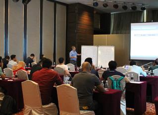 HPHT Awareness Training for Hess, Petronas and UMW