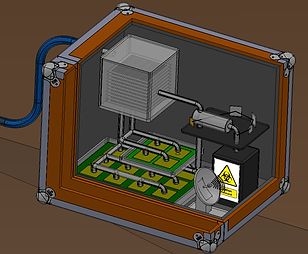 Well blowout monitoring device
