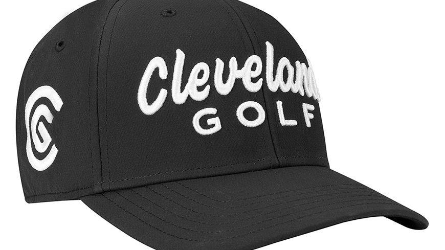 Cleveland Golf Structured Hat- Black