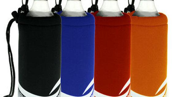 Neoprene Bottle Holder- Multiple Colors